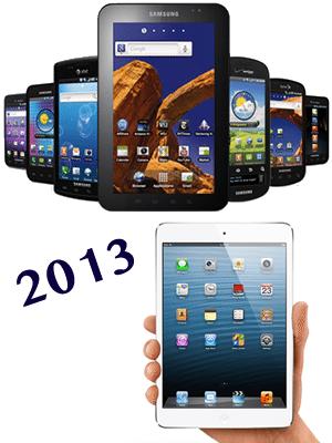 タブレット戦争の行方、iPad年内に首位陥落 Androidに抜かれる 【増田 @maskin】