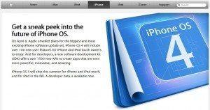 """iPhone OS 4.0の新機能を一覧で。モバイル広告の""""iAd""""の詳細も明らかに【三橋ゆか里】"""