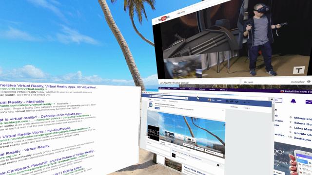 SPACE – VRヘッドセットを使用して無限のデスクトップ環境を構築 【@maskin】