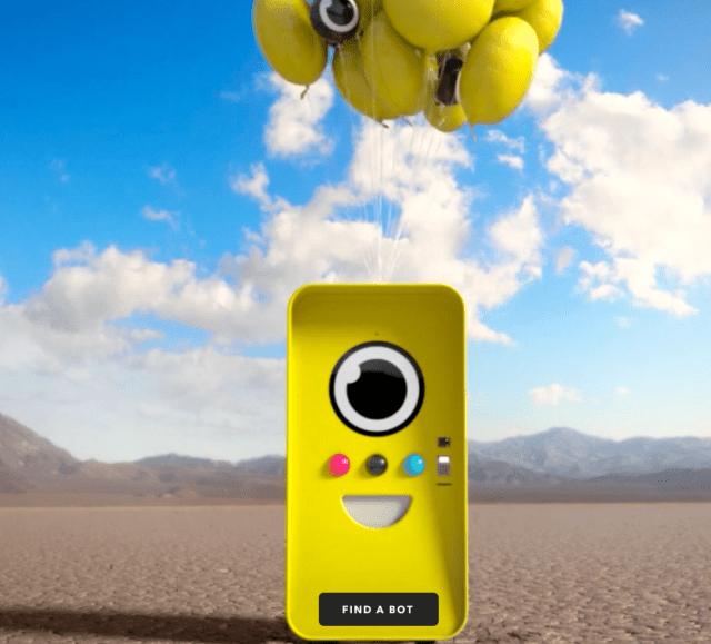 Snapchatのメガネ型カメラは自販機で販売 【@maskin】