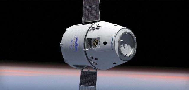 46年ぶりに人類月へ、米民間企業 SpaceXが宇宙飛行士2人を乗せ月周回を計画 @maskin