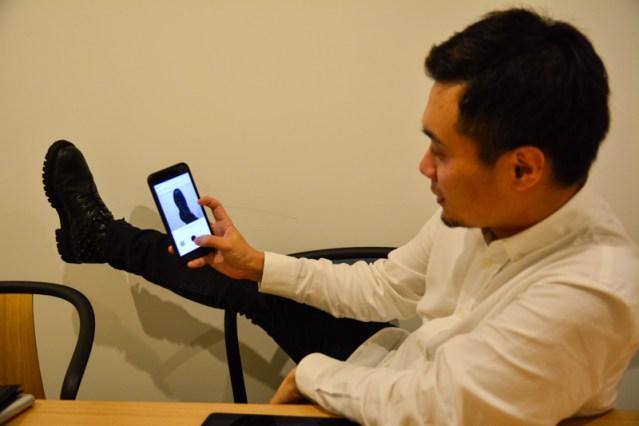 1分でわかる話題のアプリ「CASH」の瞬間送金 CEO光本氏自らデモ