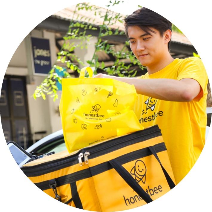 honestbeeが日本上陸、シンガポール発オンライン買い物代行サービス