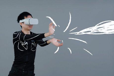 全身の動きを認識するシャツ「e-skin」がKickstarterで注目、東大発ベンチャーXenoma