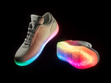 京都試作 Makers Boot Campの第4弾出資は光るシューズの「Orphe」