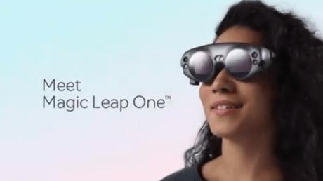 現実にデジタルを融合するMagic Leapが2018年に出荷へ