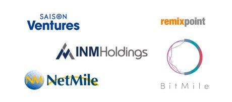 INMのポイント→仮想通貨融合事業、リミックスポイントとクレディセゾン等が計2億2000万円出資