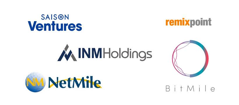 INMのポイント→仮想通貨融合事業、リミックスポイントとクレディセゾンが計2億2000万円出資