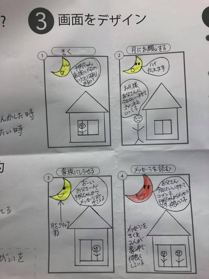 2020年に小学校で必修化!「プログラミング学習」を体験するペーパープロトタイピングのコンテスト実施中