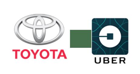 トヨタ、Uberと自動運転技術の共同開発へ 5億ドル出資