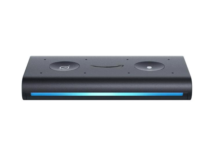 米Amazon.comが「Echo Auto」発表、クルマのダッシュボードに設置できるAlexa対応機器