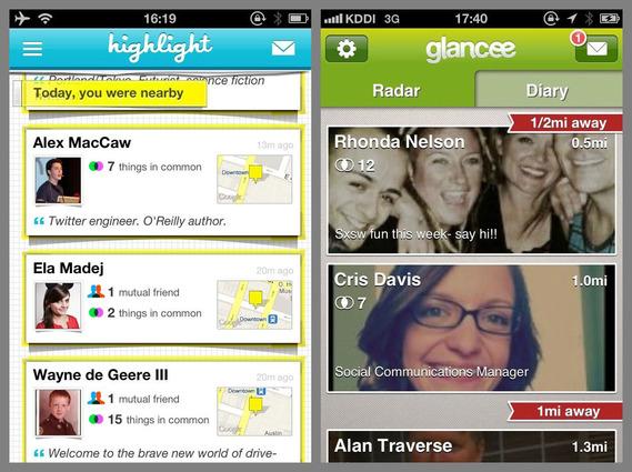 highlight_glancee
