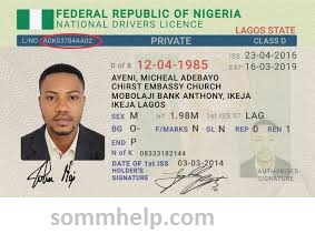 How TO Apply For Driving license In Nigerian