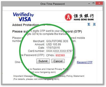 Verified by Visa   Visa   How do I change my Visa password?