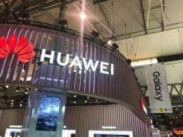 Huawei at MWC 2021.
