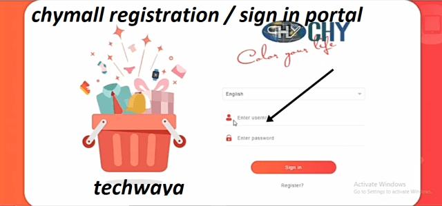 chymall withdrawal portal