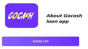 About gocash loan