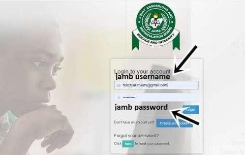 JAMB portal