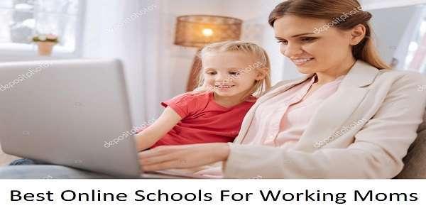 Best Online Schools For Working Moms