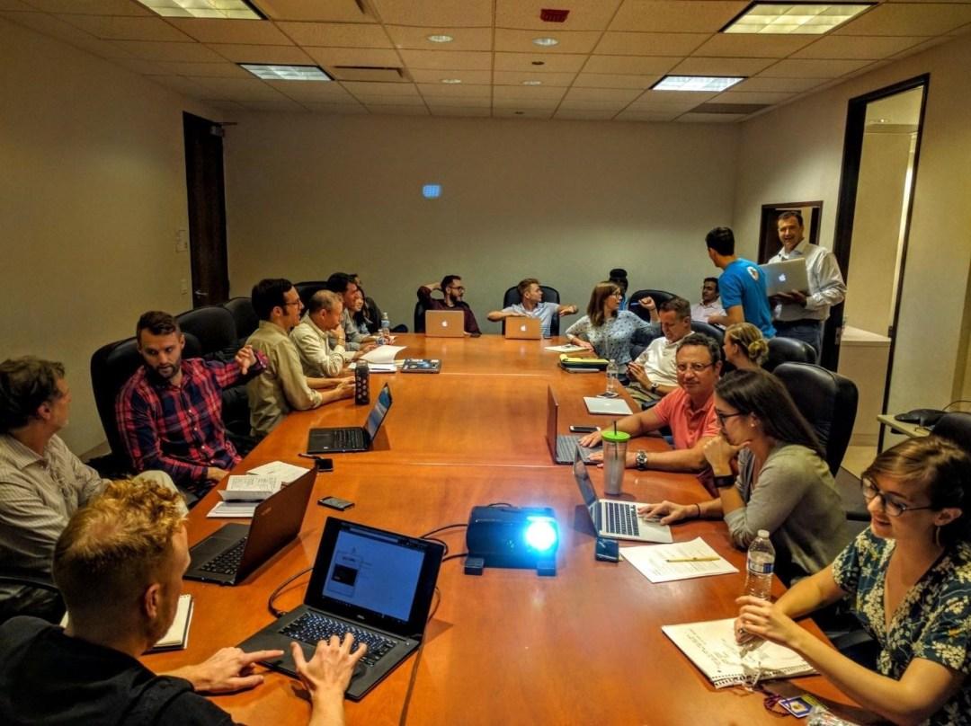 Edovo Team Meeting