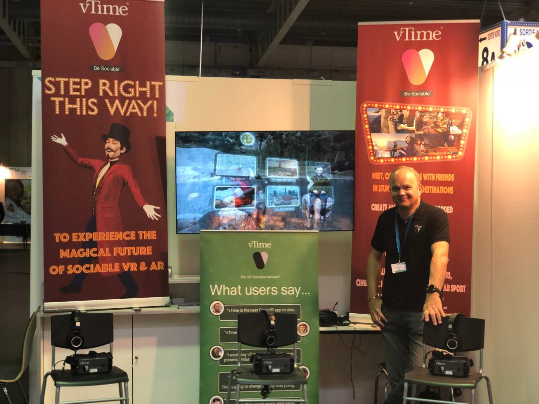 vtime convention