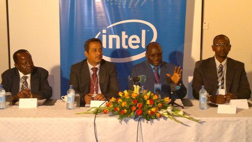 Intel collaboration with MOE