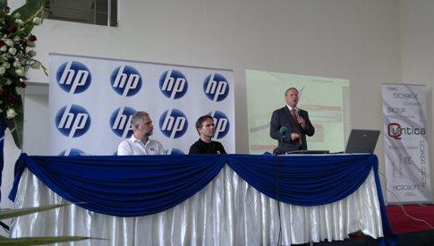 HP Quintica Training centre