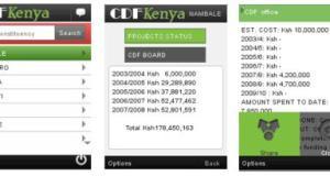 Cdf monitor app