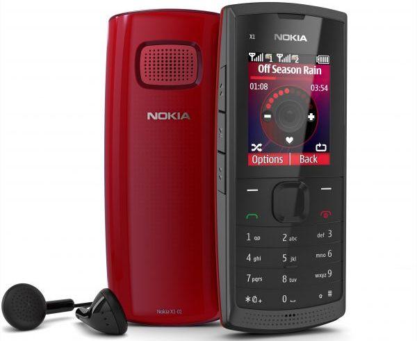 Nokia X1-01 Dual sim phone