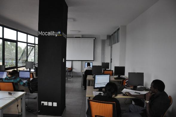 mlab training room