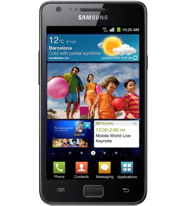 Samsung Galaxy S II Kenya