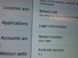 Galaxy tab plus