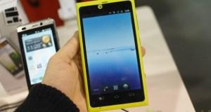 Lumia 800 Android