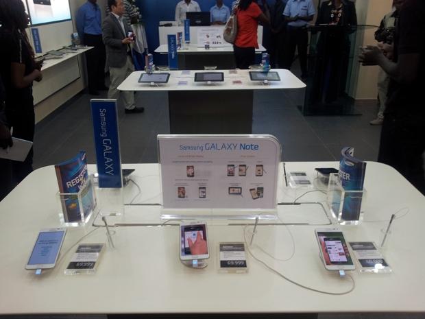 Samsung Premium Brand Shop Kenya