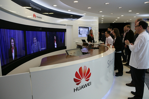 Huawei Telepresence