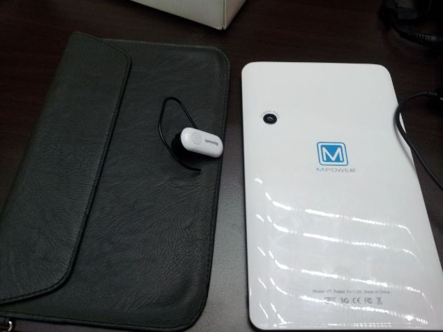 Mpower Luxury Tablet