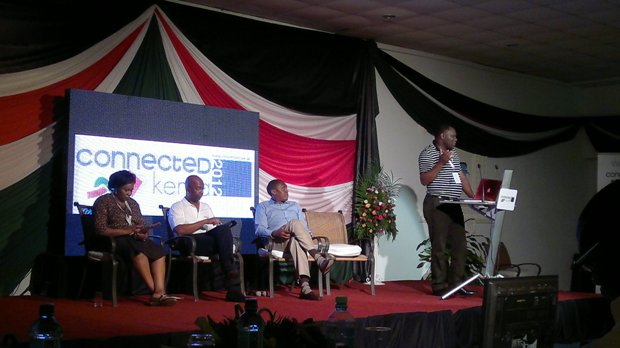 Connected Kenya 2012