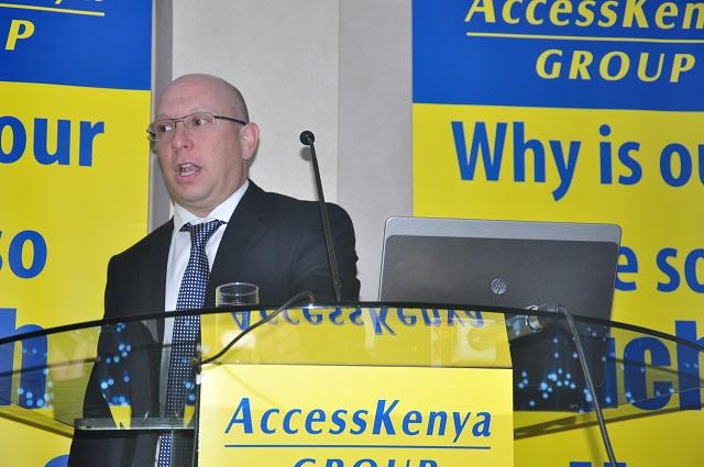 AccessKenya Intelligent Buildings