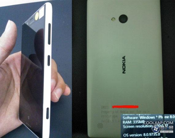 Lumia 820 Arrow