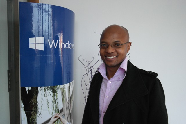 Katlego Windows 8
