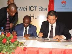 Huawei ICT Star
