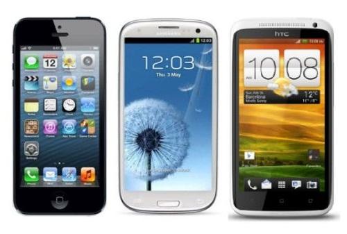 Iphone 5 rivals