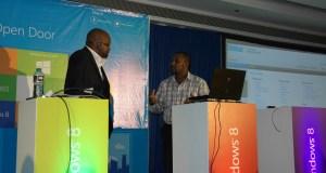 Windows 8 Launch Nairobi