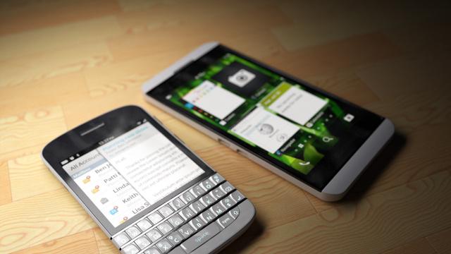 Blackberry Z10 Blackberry X10