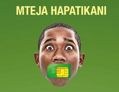 Safaricom Sim card Switch off