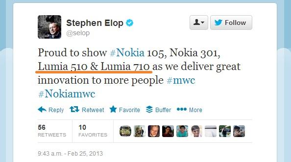 Stephen Elop Lumia 720