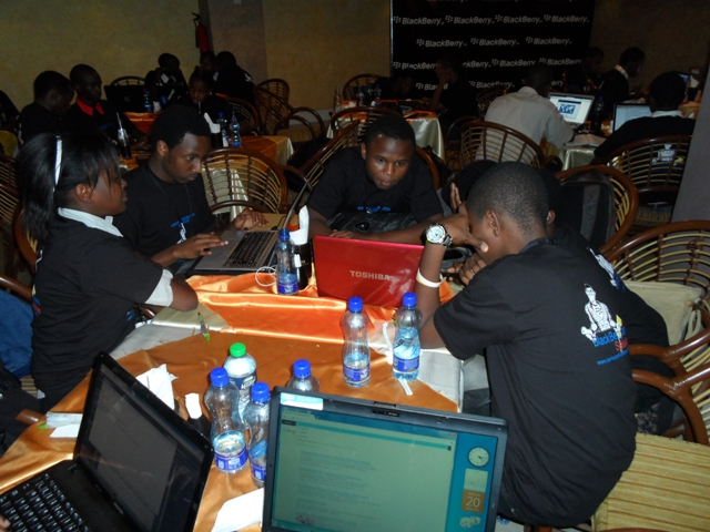 BlackBerry Univeristy Jam sessions 2