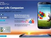 Galaxy S 4 India