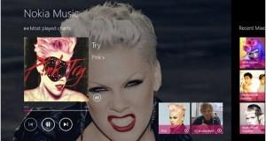 Nokia Music Windows 8