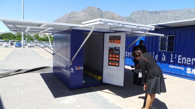 Samsung Internet Schools Solar Panels